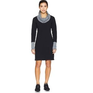 NWT Columbia Winter Dream Reversible Cowl Dress